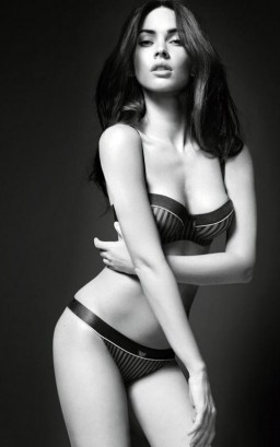 Megan Fox.  Photo: Armani