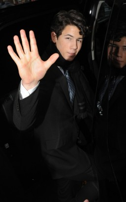 Nick Jonas.  Photo: SplashNewsOnline.com