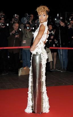 Rihanna.  Photo: GettyImages.com