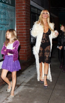 Shauna Sand.  Photo: FamePictures.com