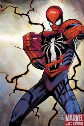 Spider-Man.  New Ways To Die.  Art By John Romita Jr. Provided By Marvel.com