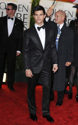 Taylor Lautner.  Photo: WireImage.com