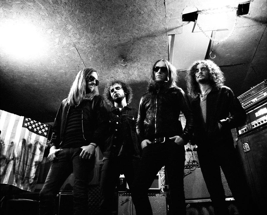 The rock band American Bang