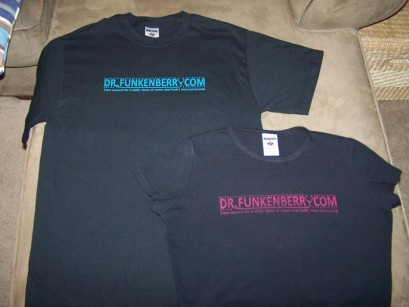 Funkenberry Shirts