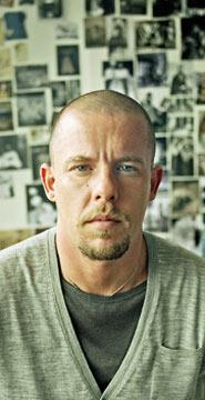 Alexander McQueen. Photo: Derrick Santini