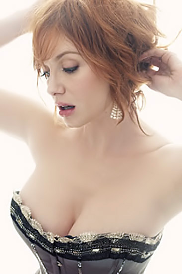 Christina Hendricks. Photo: New York Magazine