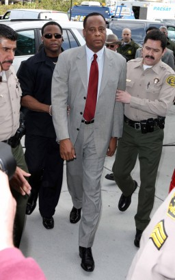 Dr. Conrad Murray.