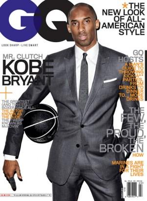 Kobe Bryant. Photo: GQ Magazine