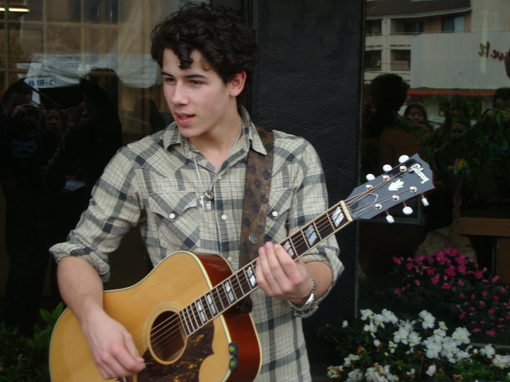 Nick Jonas Feb. 2nd 2010