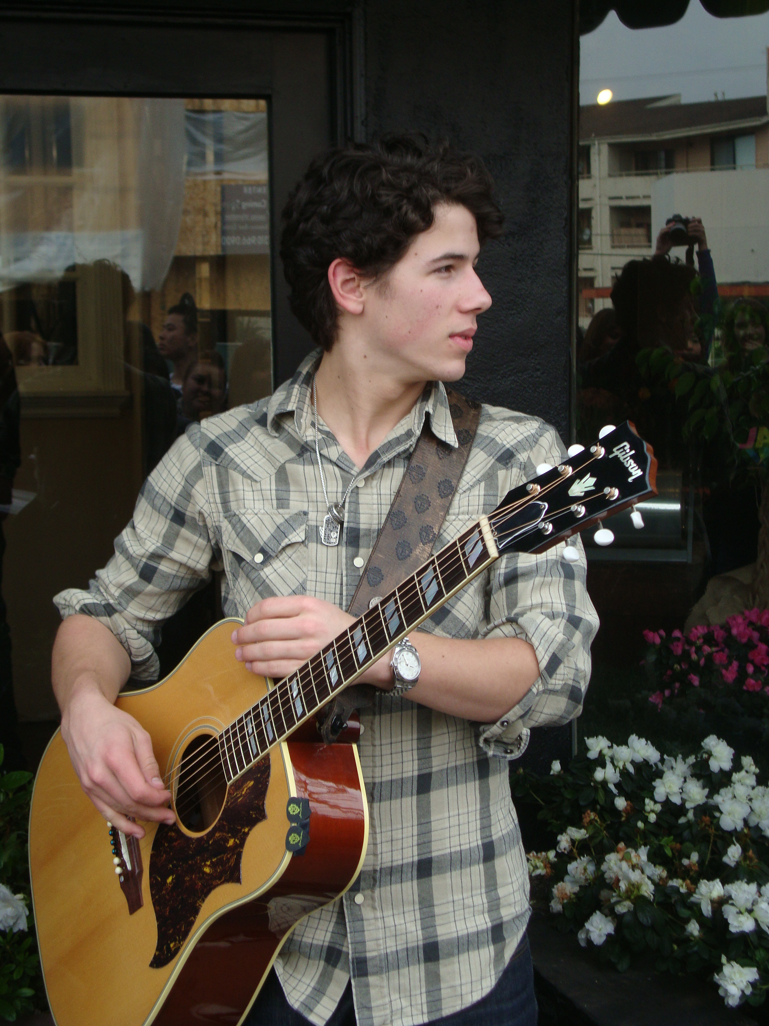 Nick Jonas Feb. 2nd 2010