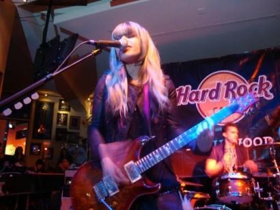 Orianthi Hard Rock