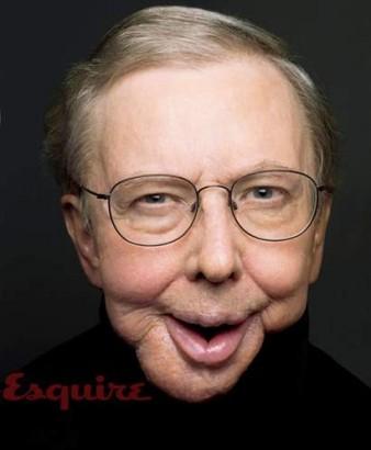 Roger Ebert. Esquire Magazine