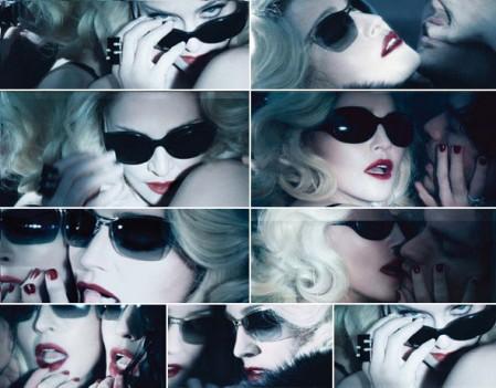 Madonna For Dolce & Gabbanna. Photo: D&G