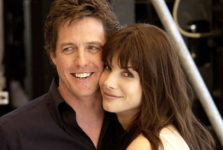 Hugh Grant &amp; Sandra Bullock.