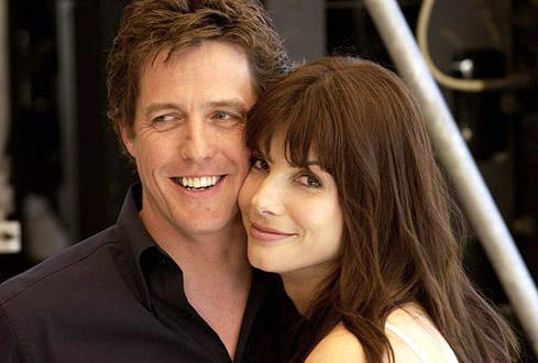 Hugh Grant & Sandra Bullock.