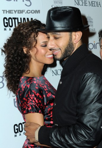 Alicia Keys & Swizz Beats.
