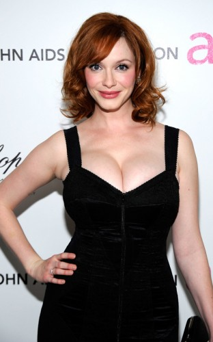 Christina Hendricks.  Photo: GettyImages.com