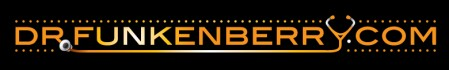 Dr. Funkenberry Logo