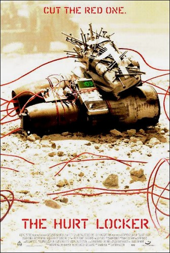 The Hurt Locker Promotional Poster