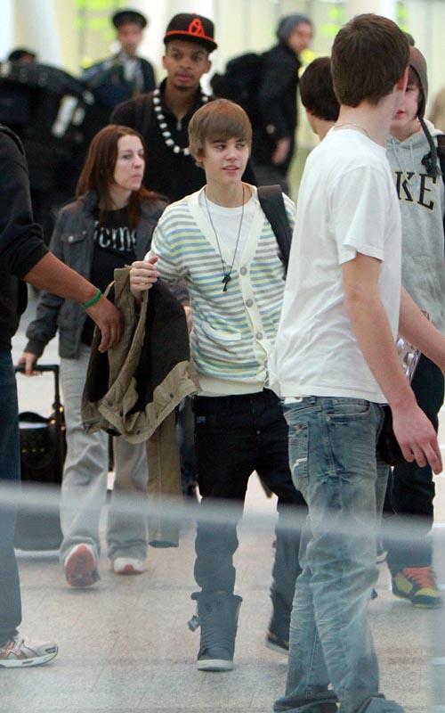 Justin Bieber. Photo: INFdaily.com