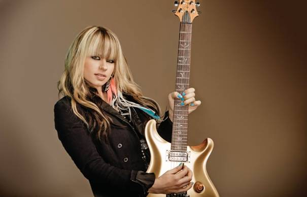 Orianthi Promotional Photo. Photo: 19 Entertainment