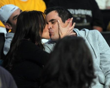 Sofia Vergara & Ty Burrell. Photo: SplashNewsOnline.com