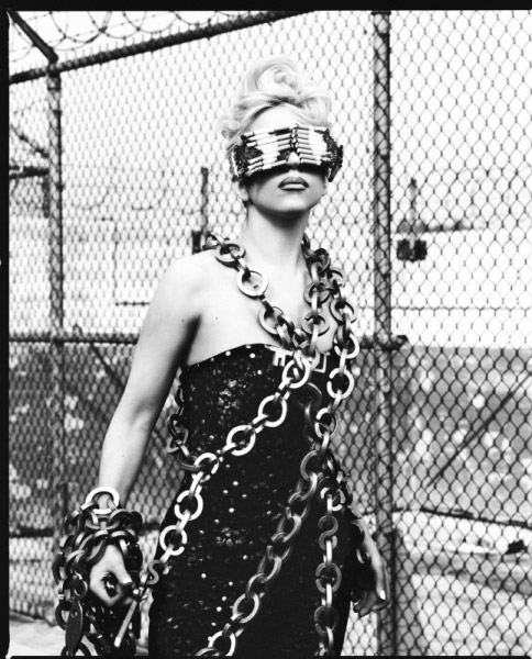 Lady Gaga Telephone Promo Pic.