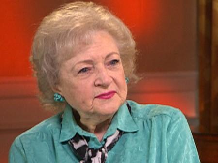 Betty White. Photo: AccessHollywood.com