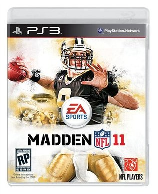 Madden 11. Photo. EA Sports.com