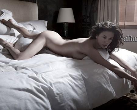 Catherine Zeta Jones. Photo: Allure Magazine