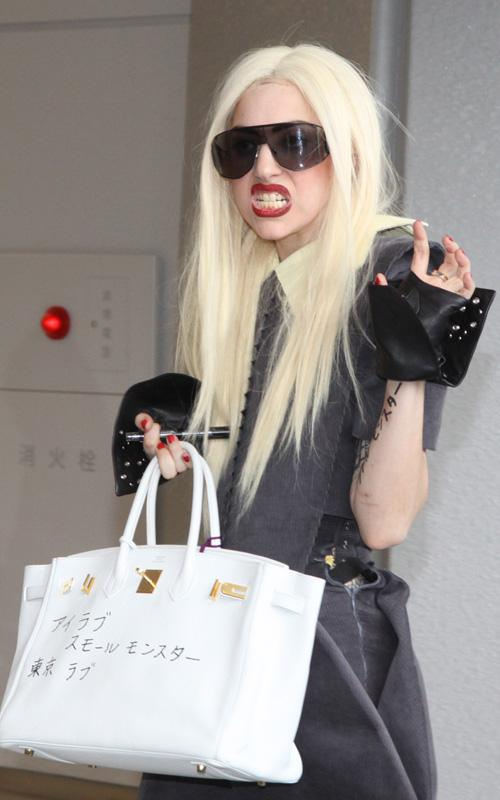 Lady Gaga. Photo: SplashNewsOnline.com