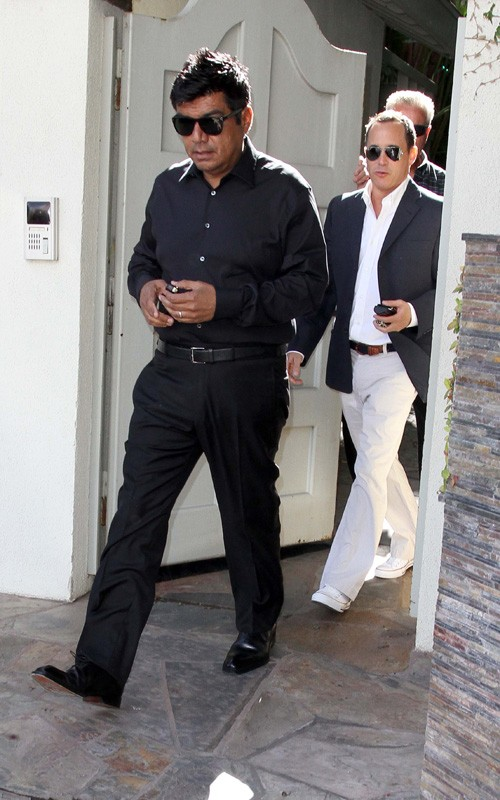 George Lopez. Photo: INFdaily.com
