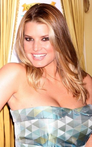 Jessica Simpson. Photo: SplashNewsOnline.com