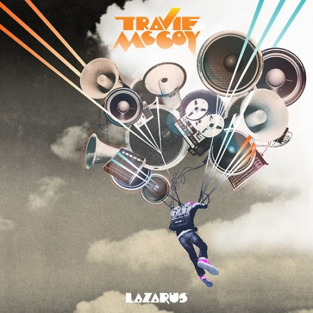 Travie McCoy Lazarus Cover