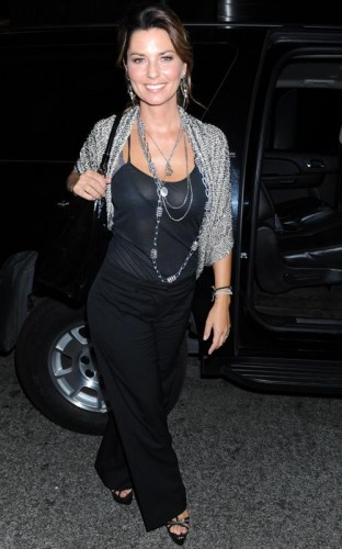 Shania Twain. Photo: SplashNewsOnline.com
