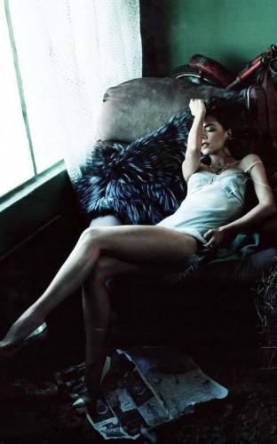 Victoria Beckham. Photo: German Vogue