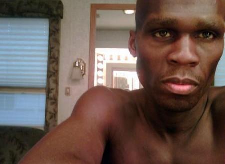 50 Cent.  Photo: Thisis50.com