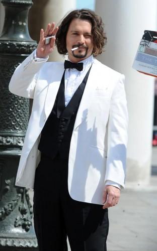 Johnny Depp.  Photo: INFdaily.com