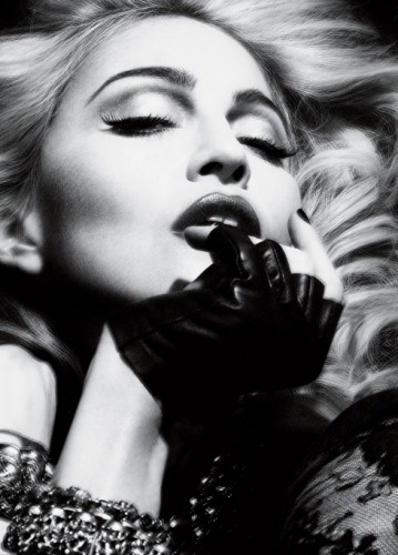 Madonna. Photo: Interview Magazine