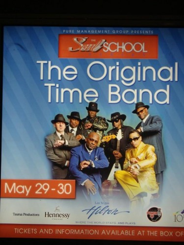 The Time Promo Poster. Drfunkenberry.com Exclusive. Photo: C.B.