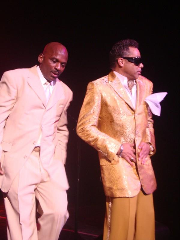 Jerome Benton &amp; Morris Day. Drfunkenberry.com Exclusive. Photo: C.B.