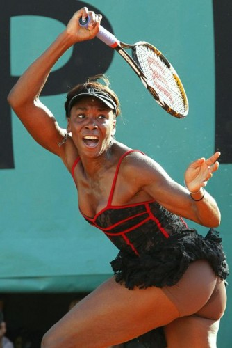 Venus Williams Photo: Patrck Korvick. GettyImages.com