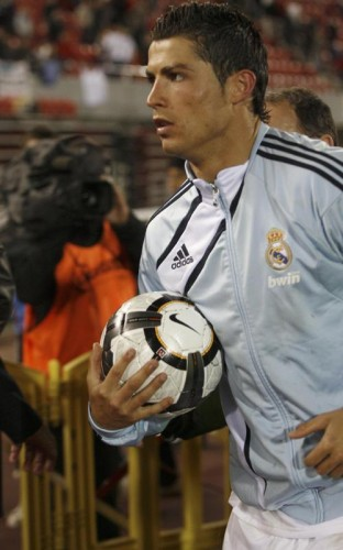 Christiano Ronaldo. Photo: SplashNewsOnline.com