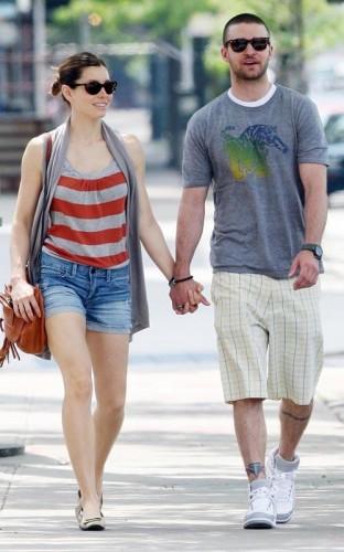 Jessica Biel & Justin Timberlake. Photo: Flynetonline.com