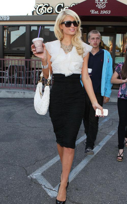 Paris Hilton. Photo: Flynetonline.com