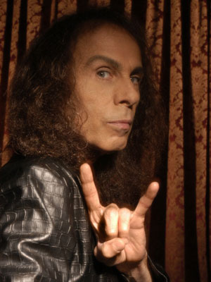 Ronnie James Dio. File Photo