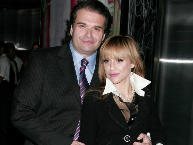 Simon Monjack & Brittany Murphy File Photo
