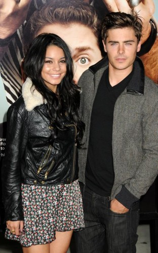 Vanessa Hudgens & Zac Efron. Photo: GettyImages.com