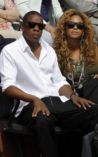 Jay-Z & Beyonce. Photo: Gettyimages.com