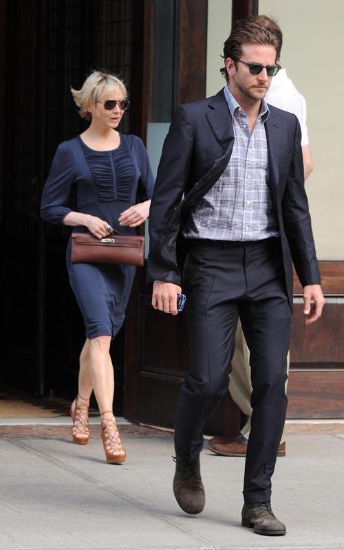 Renee Zelweger & Bradley Cooper. Photo: Flynetonline.com